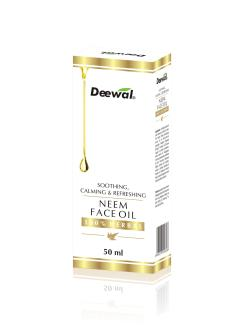 NEEM FACE OIL- Deewal Healthcare Pvt. LTD
