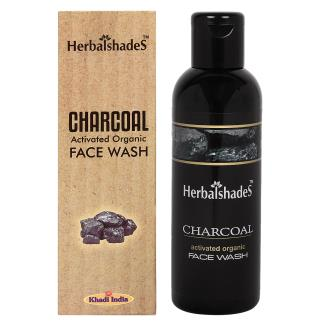 HerbalshadeS Charcoal Face Wash- Deewal Healthcare Pvt. LTD