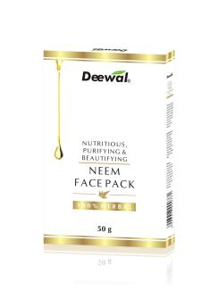 Neem Face Pack- Deewal Healthcare Pvt. LTD