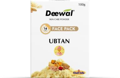 Ubtan Facial Clay Mask/Face Pack- Deewal Healthcare Pvt. LTD